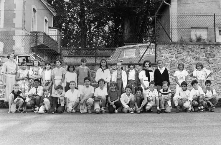 Photo de classe 6 me e 87 88 de 1987 coll ge du jardin des plantes copains d 39 avant - College du jardin des plantes ...