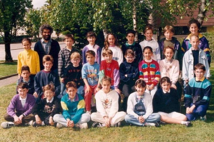 Photo de classe cm2 montjoie de 1990 ecole montjoie la - Cours cuisine la roche sur yon ...