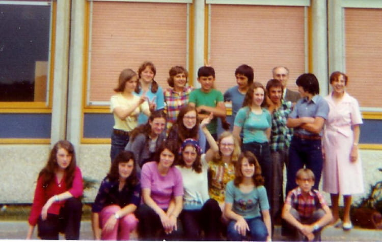 de classe 3e de 1977, Collège Du Bois Dorceau  Copains davant ~ College Bois D Orceau