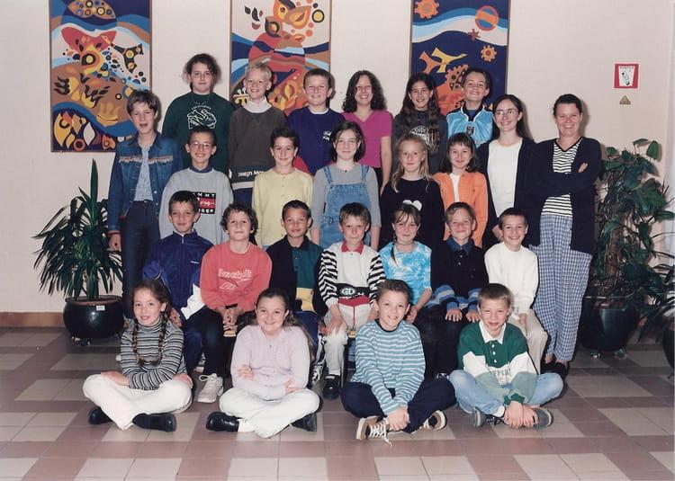 Photo de classe cm1 1999 2000 de 1999 ecole du centre - Art cuisine longuenesse ...
