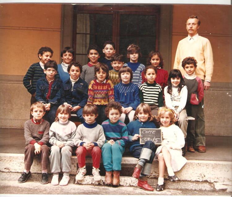 Photo de classe ce1 de 1985 ecole caffe chambery - Cours de cuisine chambery ...