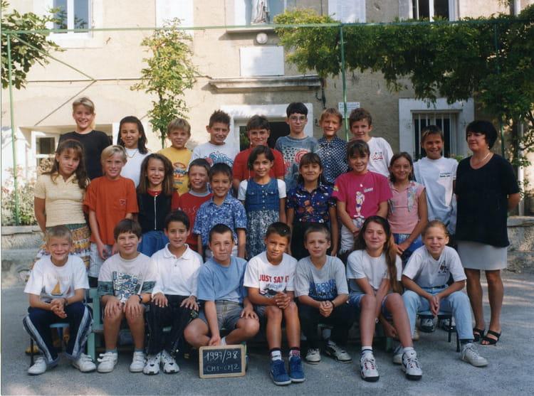 Photo de classe cm2 de 1998 ecole saint joseph saint - Ecole de decoration avignon ...