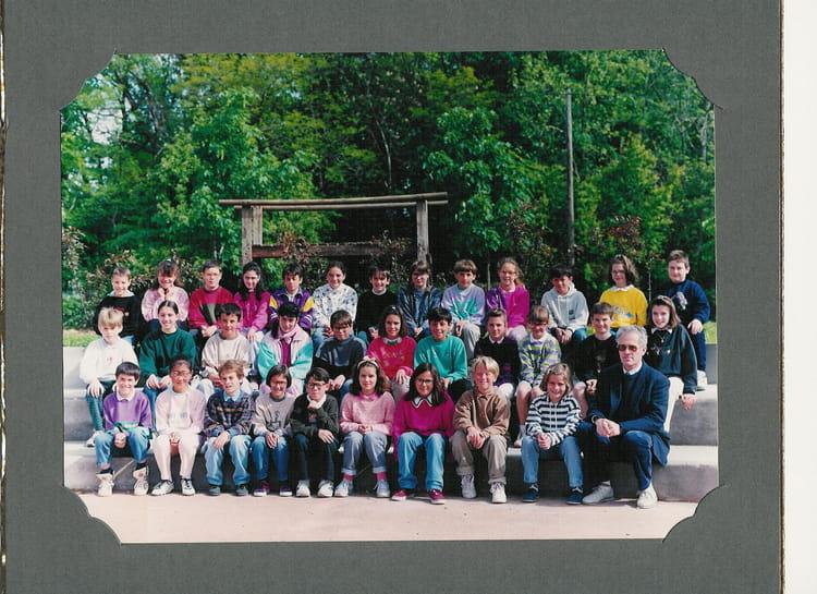 Photo de classe cm2 de 1992 ecole sainte therese les jaulnieres la roche sur yon copains - Cours de cuisine la roche sur yon ...