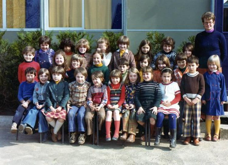 photo de classe ce1 de 1976 ecole anatole france saulx les chartreux copains d 39 avant. Black Bedroom Furniture Sets. Home Design Ideas
