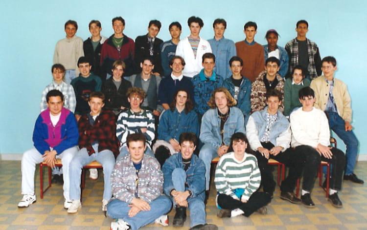 Photo de classe 2 de 1993 adam de craponne copains d 39 avant - Lycee craponne salon ...