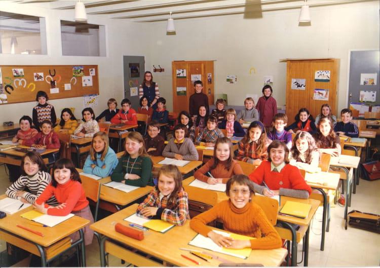 Photo de classe cm1 ecole le mail chartres de 1975 - Cours cuisine chartres ...