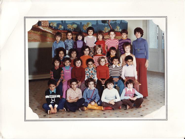 Photo de classe mne hach ce1 salon de provence de 1976 for Auto ecole salon de provence