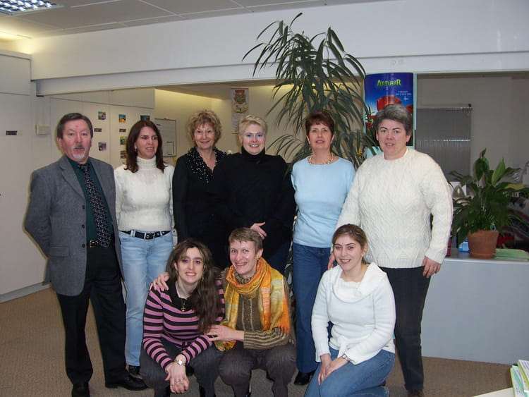 Photo de classe le groupe do de 2006 mutuelle des for Dictionnaire des architectes