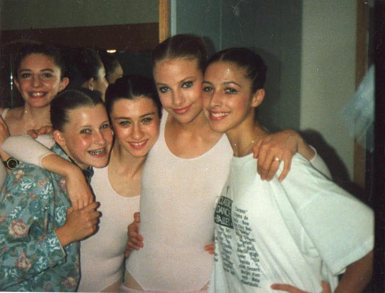 Photo de classe danse de 1990 ecole nationale superieure for Danse de salon marseille