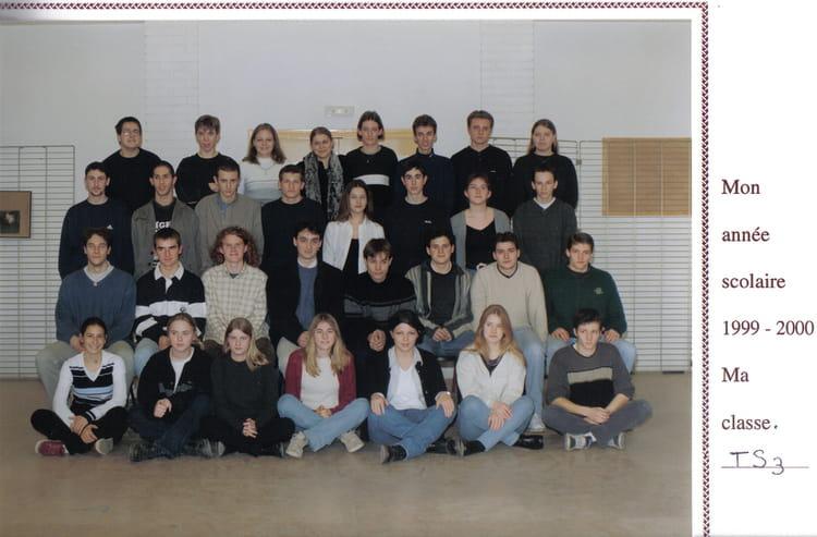 photo de classe terminale s3 de 1999 lyc e louis thuillier copains d 39 avant. Black Bedroom Furniture Sets. Home Design Ideas