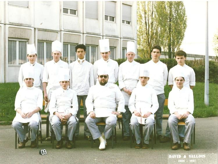 Cote De Villebon photo de classe 1bh2 de 1987, lycées les cotes de villebon - copains