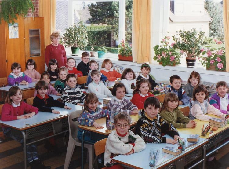 Photo de classe ce1 de 1995 ecole louis pasteur - Art cuisine longuenesse ...