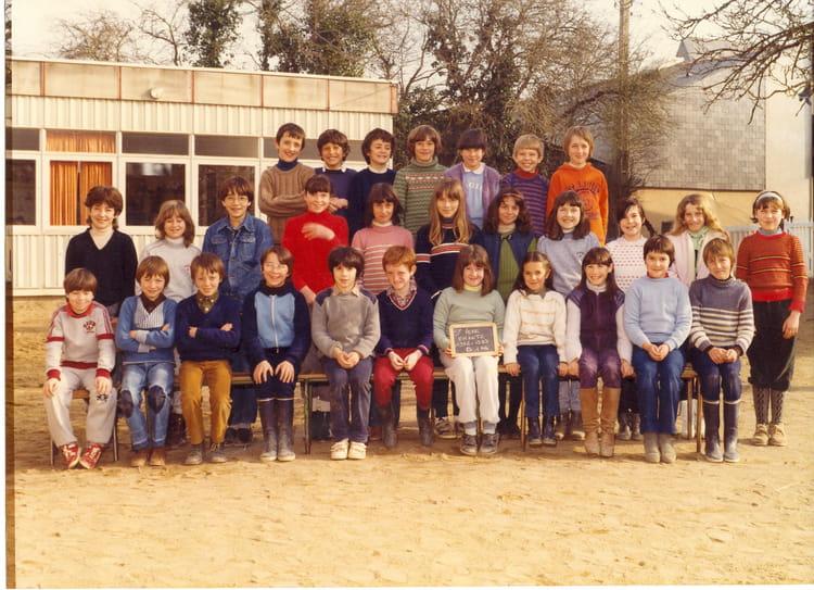 photo de classe cm1 cm2 de 1983 ecole jacques brel saint pere en retz copains d 39 avant. Black Bedroom Furniture Sets. Home Design Ideas