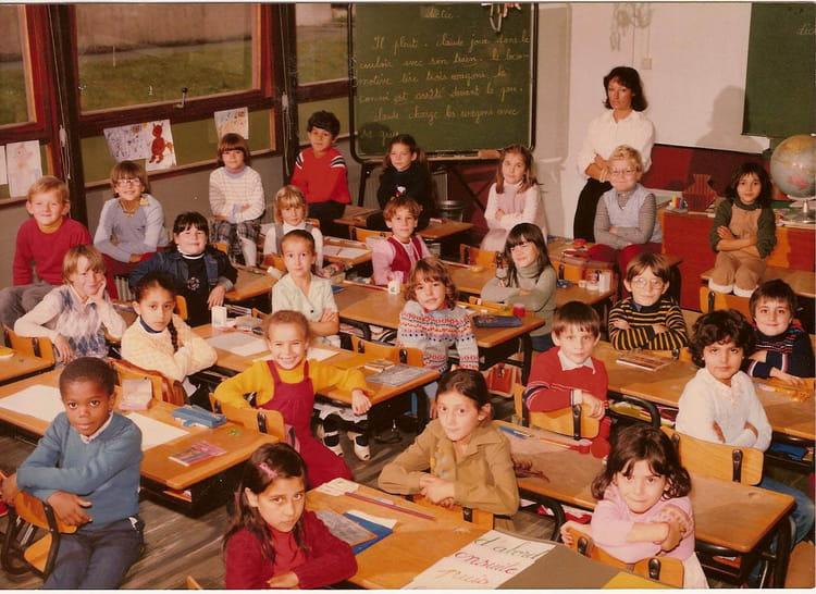 Photo de classe ce1 jules ferry de 1981 ecole jules ferry - Cours de cuisine yonne ...