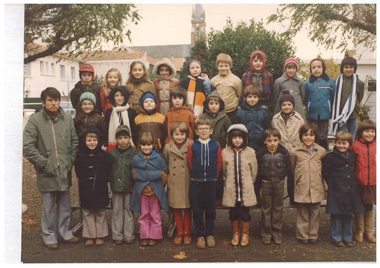 photo de classe ce1 1978 1979 de 1978 ecole pierre guillard vic en bigorre copains d 39 avant. Black Bedroom Furniture Sets. Home Design Ideas