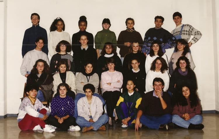 photo de classe tg2 90 91 de 1991 lyc e jean paul sartre copains d 39 avant. Black Bedroom Furniture Sets. Home Design Ideas