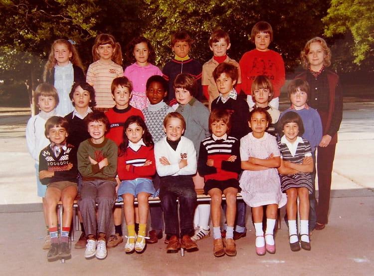photo de classe ce1 mlle cabirol de 1980 ecole primaire maurice d 39 ocagne copains d 39 avant. Black Bedroom Furniture Sets. Home Design Ideas