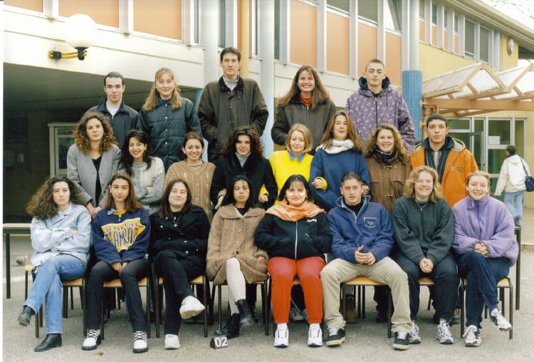 Photo de classe annee du bac pro 1997 1998 de 1997 lyc e for Programme bac pro cuisine