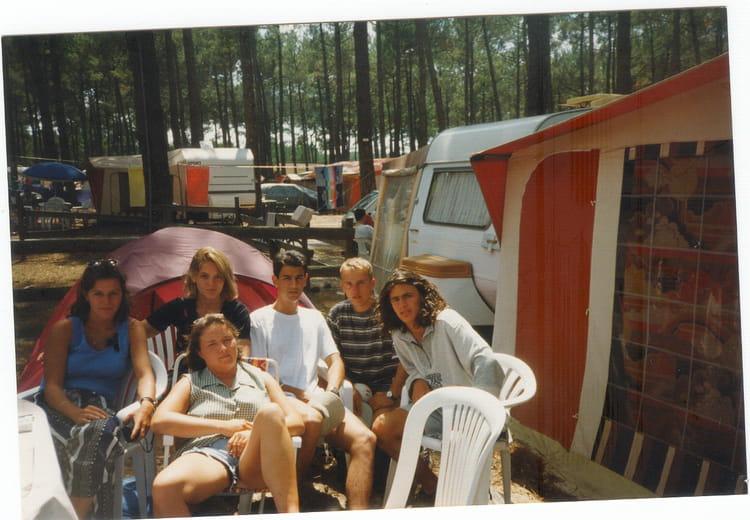 photo de classe caf chez totophe de 1996 camping grand crohot maison de la gendarmerie. Black Bedroom Furniture Sets. Home Design Ideas