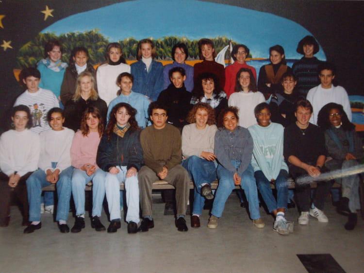 Photo de classe 2nde 3 lyc e charles le chauve roissy en brie de 1991 lyc e charles le chauve - Point p roissy en brie ...