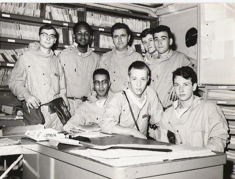 Photo de classe bureau militaire p a foch 1966 de 1966 - Bureau de recrutement militaire ...