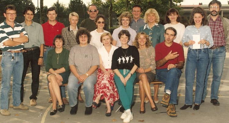 photo de classe ecole moli re de 1993 ecole moliere arras copains d 39 avant. Black Bedroom Furniture Sets. Home Design Ideas