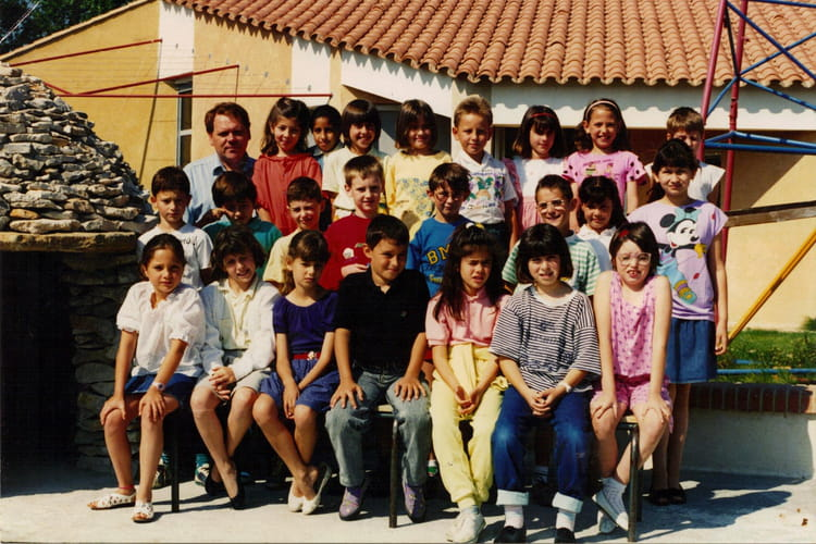 Photo de classe ce2 de 1990 ecole jean moulin saint - Ecole de decoration avignon ...