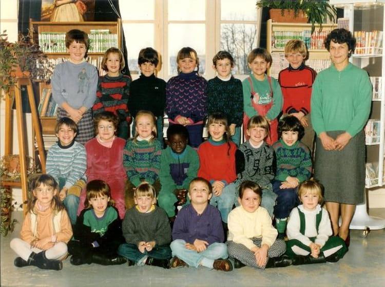 Photo de classe cp de 1989 ecole leclerc pierry for Leclerc pierry