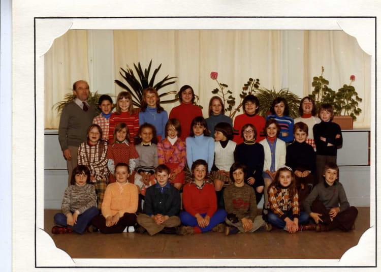 Photo de classe cm1 de 1978 ecole primaire grands moulins copains d 39 avant - Mr bricolage moulins ...