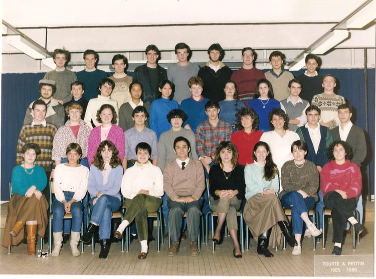 photo de classe enc bessi res paris 17 de 1986 ecole nationale de commerce bessieres copains. Black Bedroom Furniture Sets. Home Design Ideas