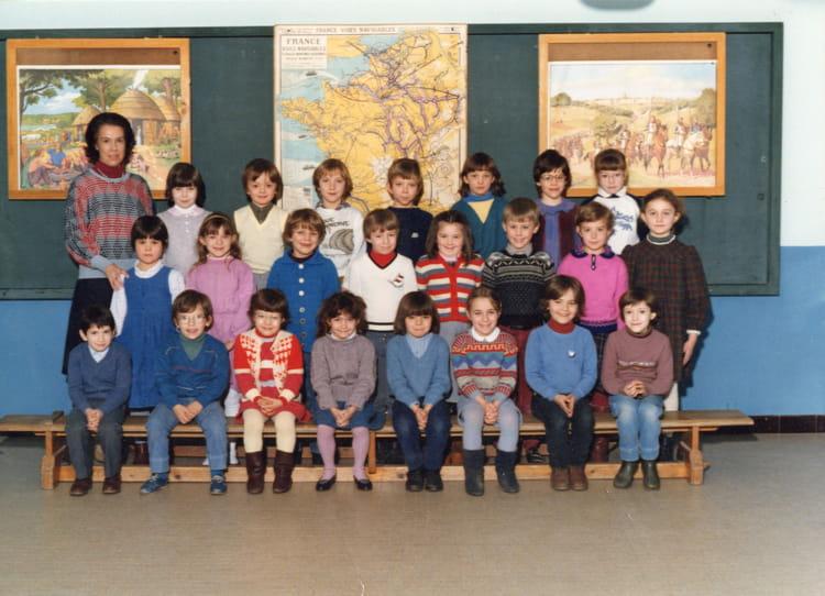 photo de classe cp de 1983 ecole jean mace wattignies copains d 39 avant. Black Bedroom Furniture Sets. Home Design Ideas