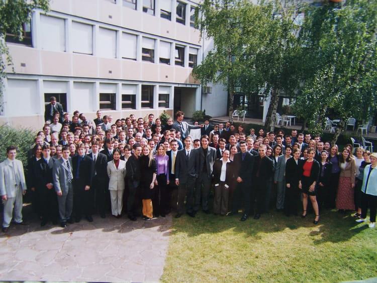 Photo de classe promo 130 1 re ann e de 2000 ecole - Ecole superieure de cuisine ...