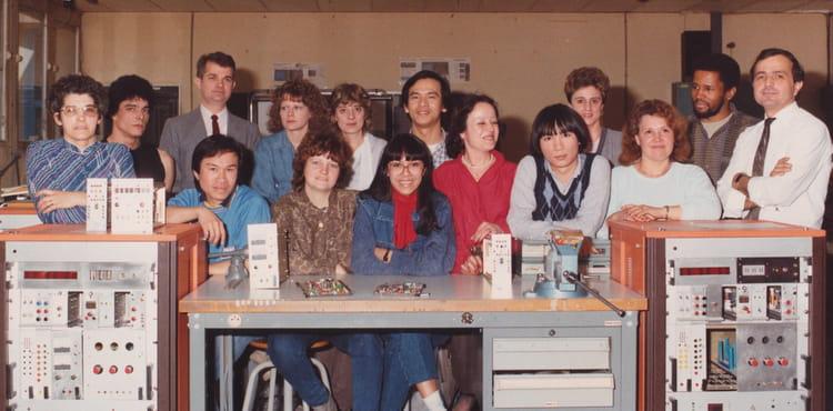 photo de classe formation afpa stains de 1985, messier bugatti ... - Afpa Stains Formation Cuisine