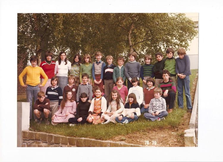 Photo de classe cm2 de 1979 ecole jean mace saint - Piscine jean bouin saint quentin ...