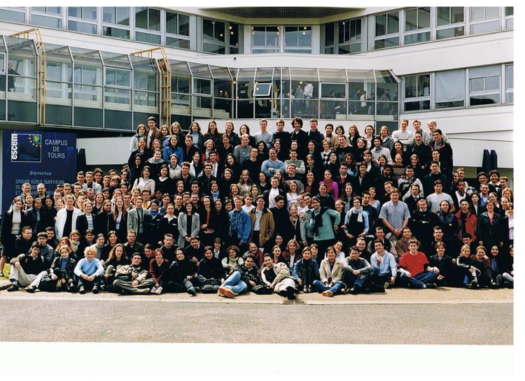 Photo de classe escem promo 2003 de 2000 ecole sup rieure - Ecole superieure de cuisine ...