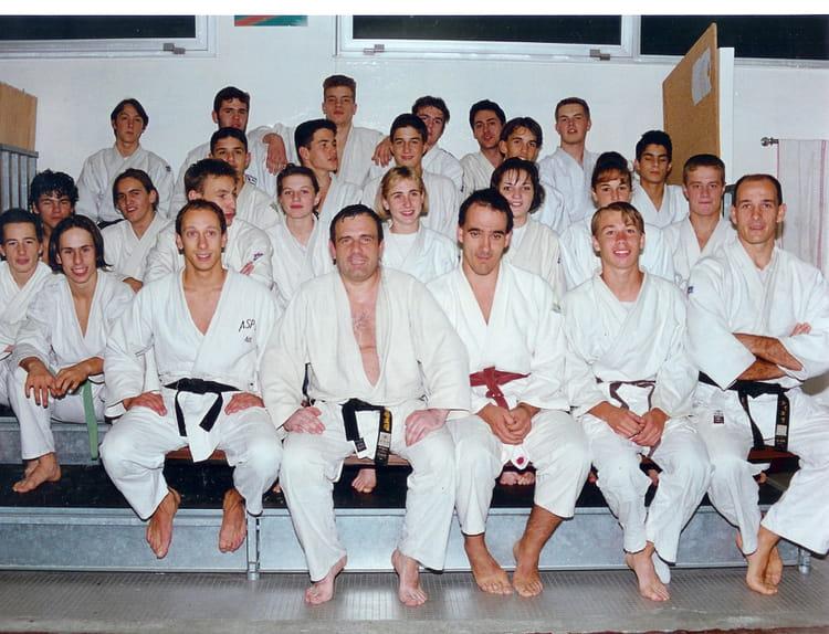 club judo echirolles