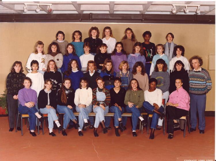photo de classe seconde f8 de 1983 lyc e albert einstein copains d 39 avant. Black Bedroom Furniture Sets. Home Design Ideas