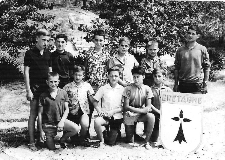 photo de classe colonie de vacances sncf de 1959 coll ge jean rostand copains d 39 avant. Black Bedroom Furniture Sets. Home Design Ideas