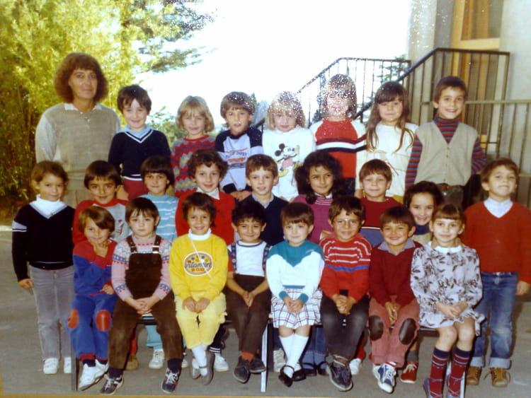 photo de classe cp de 1986 ecole michelet cazouls les beziers copains d 39 avant. Black Bedroom Furniture Sets. Home Design Ideas