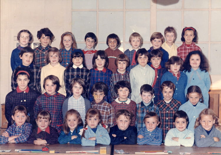photo de classe cole primaire de charly sur marne de 1966 cole des filles copains d 39 avant. Black Bedroom Furniture Sets. Home Design Ideas