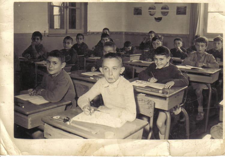 Photo de classe cm1 mr martin 1957 1958 de 1958 ecole de - Monsieur bricolage cognac ...