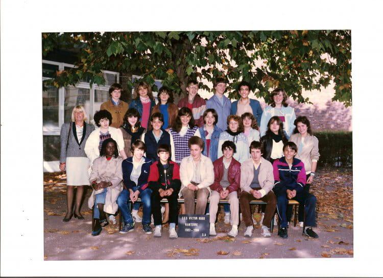College Victor Hugo Nanterre : photo de classe 3eme a de 1983 coll ge victor hugo ~ Dailycaller-alerts.com Idées de Décoration