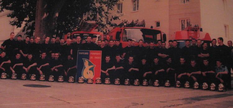 Photo De Classe Brigade Des Sapeurs Pompiers De Paris 6eme Cie