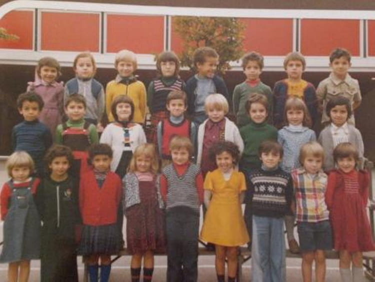 photo de classe cp de 1978 ecole ferdinand buisson villefranche sur saone copains d 39 avant. Black Bedroom Furniture Sets. Home Design Ideas