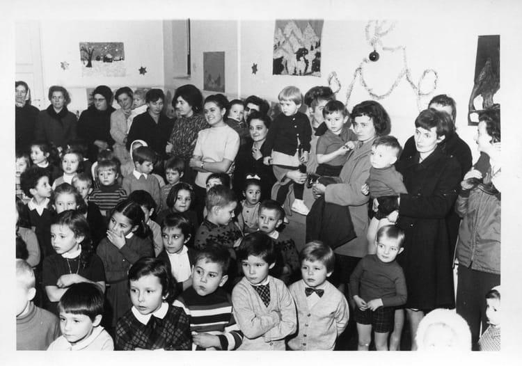 photo de classe classe des grands maternelle hagondange cit de 1968 ecole de l 39 eglise de la. Black Bedroom Furniture Sets. Home Design Ideas