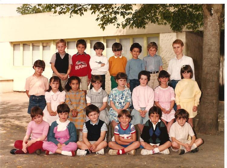 photo de classe cp de 1985 ecole jean monnet saint jean d illac copains d 39 avant. Black Bedroom Furniture Sets. Home Design Ideas