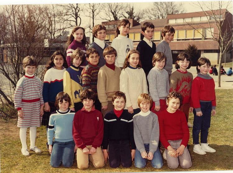 Photo de classe ecole montjoie ce2 1983 de 1983 ecole - Cours cuisine la roche sur yon ...