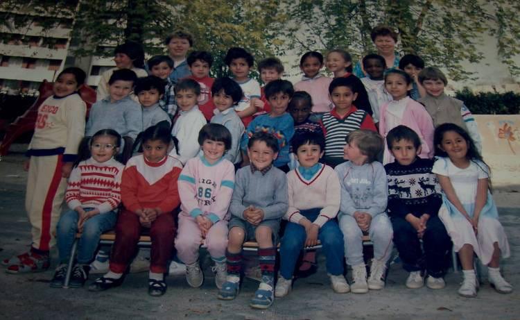 photo de classe maternelle 1986 de 1986 ecole jacques decour groupe montataire copains d 39 avant. Black Bedroom Furniture Sets. Home Design Ideas