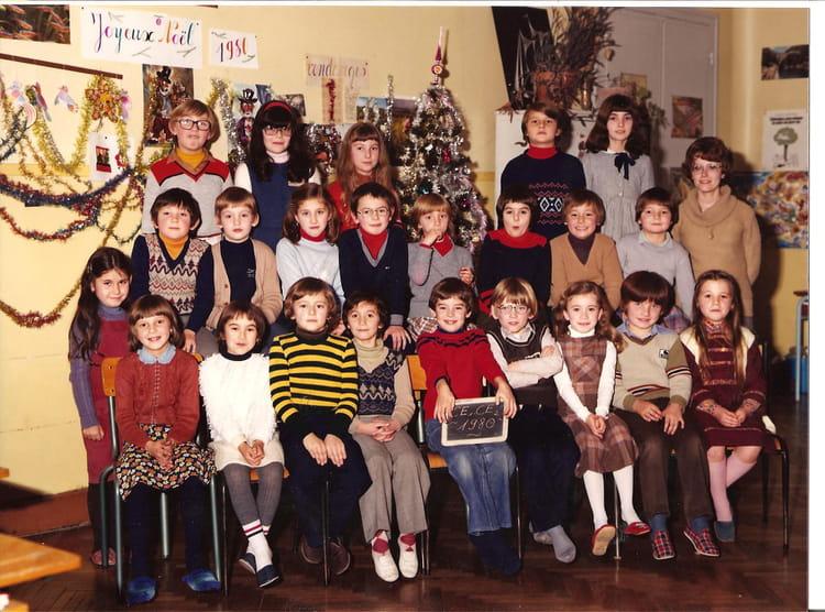 Photo de classe ce1 ce2 1980 de 1980 ecole notre dame for Eurville bienville