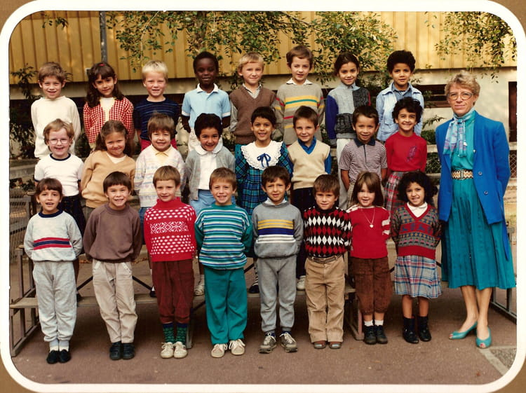 photo de classe cp de 1987 ecole ferdinand buisson villefranche sur saone copains d 39 avant. Black Bedroom Furniture Sets. Home Design Ideas